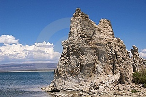 Mono Lake Royalty Free Stock Photos - Image: 17216478
