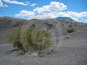 Death Valley Ubehebe Crater Stock Photography - Image: 17216702
