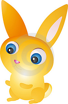 Rabbit  Royalty Free Stock Images - Image: 17219739
