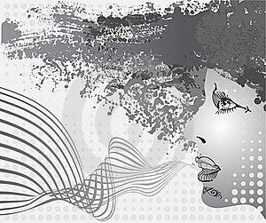 Monochrome Royalty Free Stock Photography - Image: 17220767