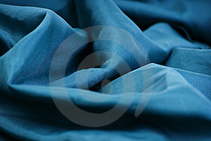Green Textile Waves Stock Images - Image: 17223154