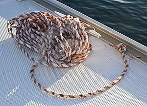 Sailboat Cord Stock Photography - Image: 17224062