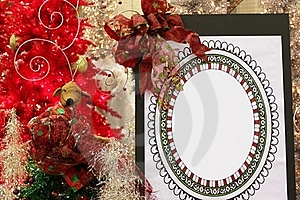 Christmas Message Board Stock Images - Image: 17225684