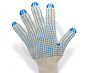 Working Glove Stock Photos - Image: 17235603