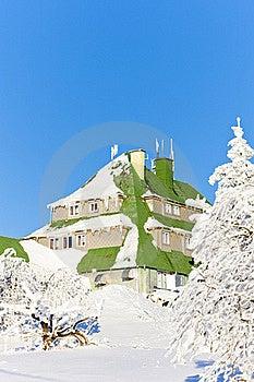 Masarykova Cottage Royalty Free Stock Photo - Image: 17236325