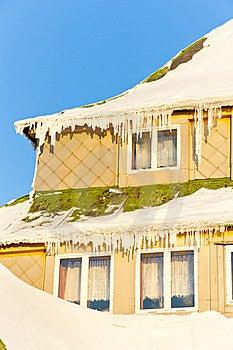 Masarykova Cottage Stock Image - Image: 17236341
