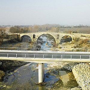Julien Bridge Royalty Free Stock Photos - Image: 17236628