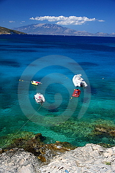 Mediterranean Beach Stock Photography - Image: 17236762