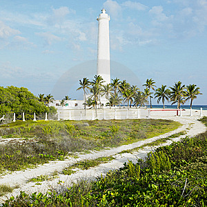 Lighthouse, Cuba Royalty Free Stock Photography - Image: 17236917