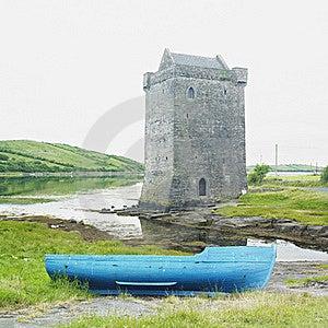 Rockfleet Castle Stock Photography - Image: 17237202