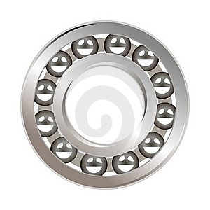 Ball Bearing Royalty Free Stock Photography - Image: 17240307