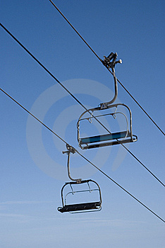 Chairlift Royalty Free Stock Image - Image: 17251656