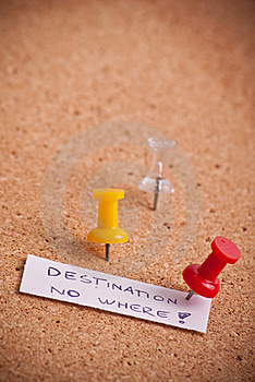 Destination No Where Stock Photos - Image: 17252793