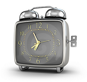 Alarm Clock Stock Photography - Image: 17252982