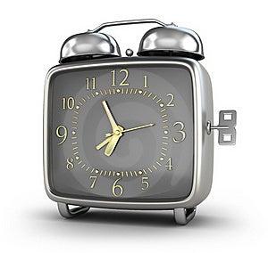 Alarm Clock Stock Photography - Image: 17252982