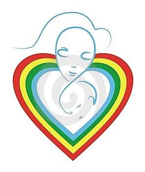 Motherhood Royalty Free Stock Images - Image: 17275649