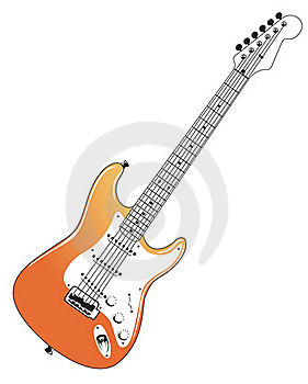 Electric Guitar Stock Photography - Image: 17278002