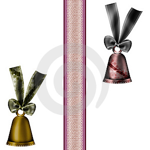 Christmas Bell Royalty Free Stock Images - Image: 17291889