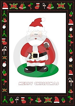 Vector Of Funds For Christmas Stock Image - Image: 17292521