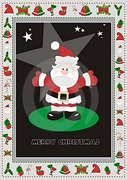 Vector Of Funds For Christmas Stock Photo - Image: 17292710