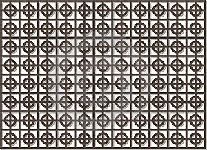 Retro Pattern Royalty Free Stock Photography - Image: 17294887
