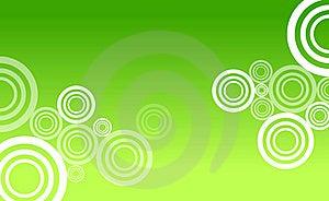 Green Circle Abstract Royalty Free Stock Photos - Image: 17295638