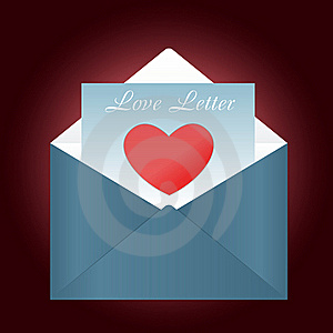 Love Letter Stock Images - Image: 17295914