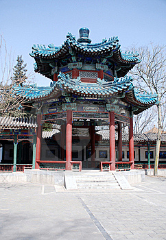 Traditional Chinese Pavilion Royalty Free Stock Photography - Image: 17296537
