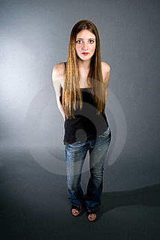 Teen Model Stock Images - Image: 17298614