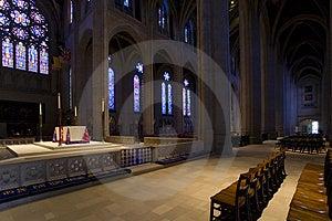 Grace Cathedral En San Francisco Imágenes de archivo libres de regalías - Imagen: 1734879