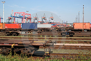 Railroad Industry I Stock Images - Image: 1737854