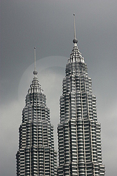 The Two Towers Royalty Free Stock Photo - Image: 17300945