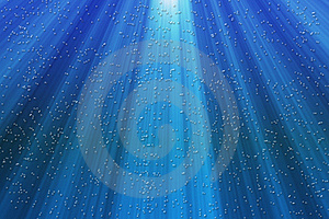 Light Under Water Stock Photography - Image: 17301252
