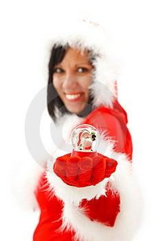 Santa Figure Stock Photo - Image: 17304890