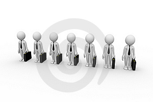 Business Work Group Royalty Free Stock Images - Image: 17306579