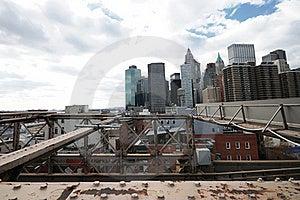 New York City Brooklyn Bridge Stock Photos - Image: 17307463
