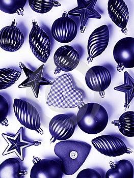Christmas Balls Stock Photo - Image: 17308820