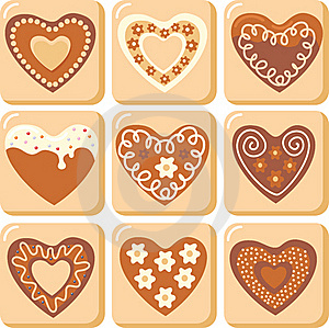 Sweet Hearts Stock Photo - Image: 17309100