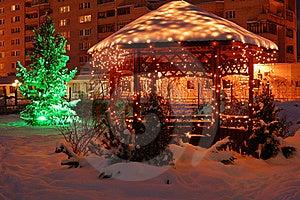 Christmas Eve Stock Image - Image: 17310181