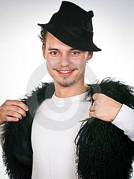 Trendy Boy Stock Photography - Image: 17310962