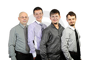 Business Team Royalty Free Stock Photos - Image: 17311348
