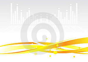Abstract Yellow Background Stock Photos - Image: 17311403