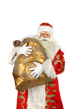 Happy Christmas Santa. Royalty Free Stock Photo - Image: 17311545