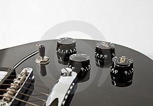 Guitar Volume Royalty Free Stock Image - Image: 17319426