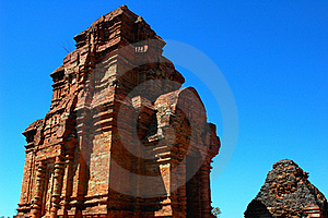 Temple Relics Royalty Free Stock Images - Image: 17320669