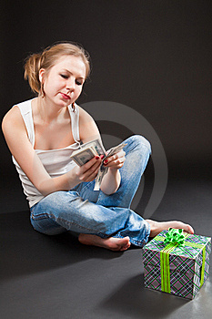 Expensive Gift Stock Photography - Image: 17320952