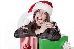 Close Up Presents Peppermint Royalty Free Stock Images - Image: 17325959