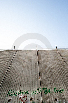 Israeli Separation Wall Stock Photos - Image: 17327953