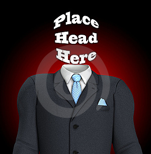 Place Head Here Royalty Free Stock Images - Image: 17329539