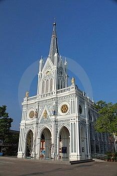 εκκλησία χριστιανισμού Στοκ εικόνες με δικαίωμα ελεύθερης χρήσης - εικόνα: 17330449